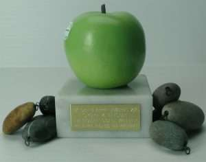 Green apple gold award